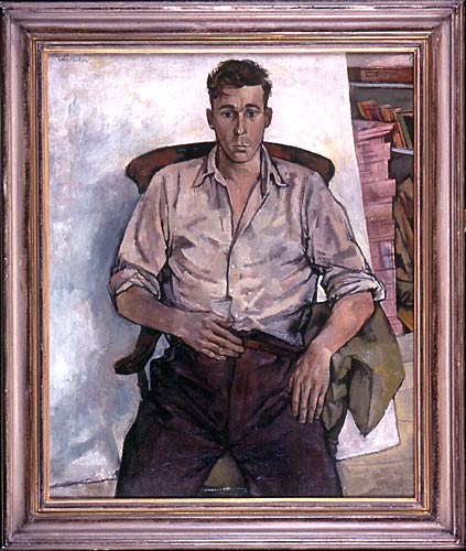 Portrait of Bill ( John Minton)
