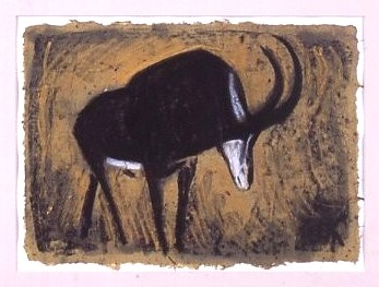 Sable Antelope ( Jonathan Kingdon)